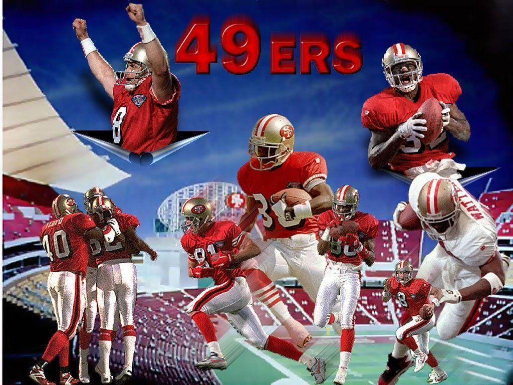 san francisco 49ers Wallpapers | I - Celebes