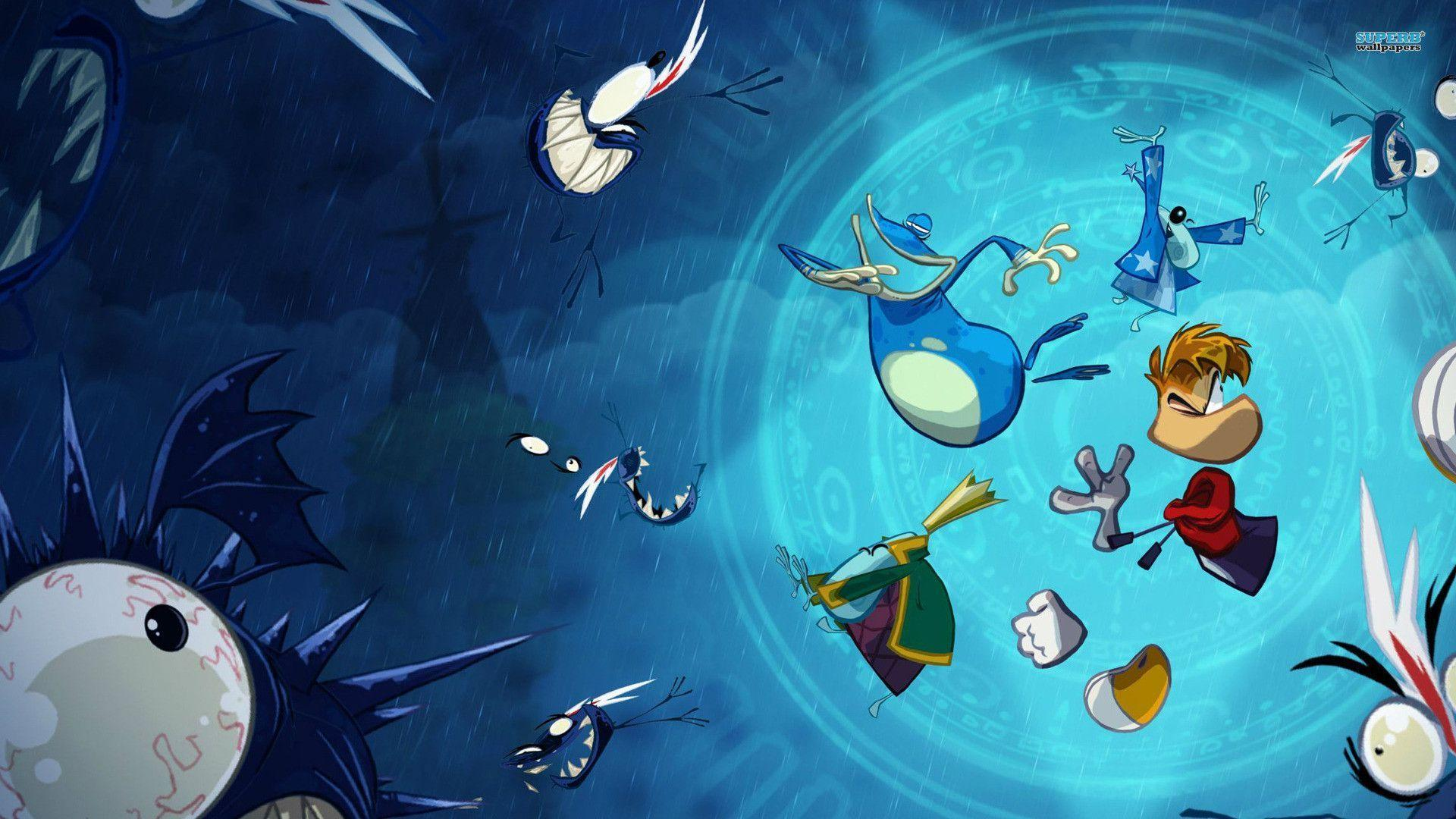 Rayman Origins Wallpapers