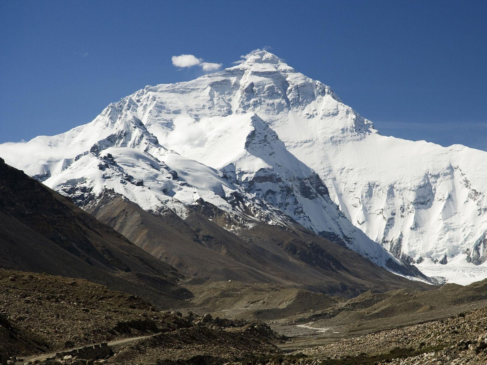 Top Wallpapers » Wallpapers » Mount Everest