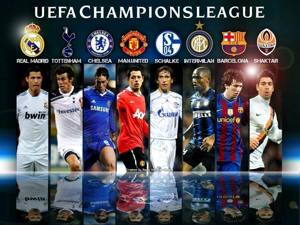 UEFA Champions League Group Stage Schedule 2014 15 | Spumby – News ...