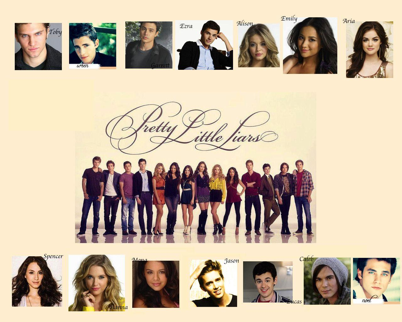 pretty little liars backgrounds - wallpaper cave