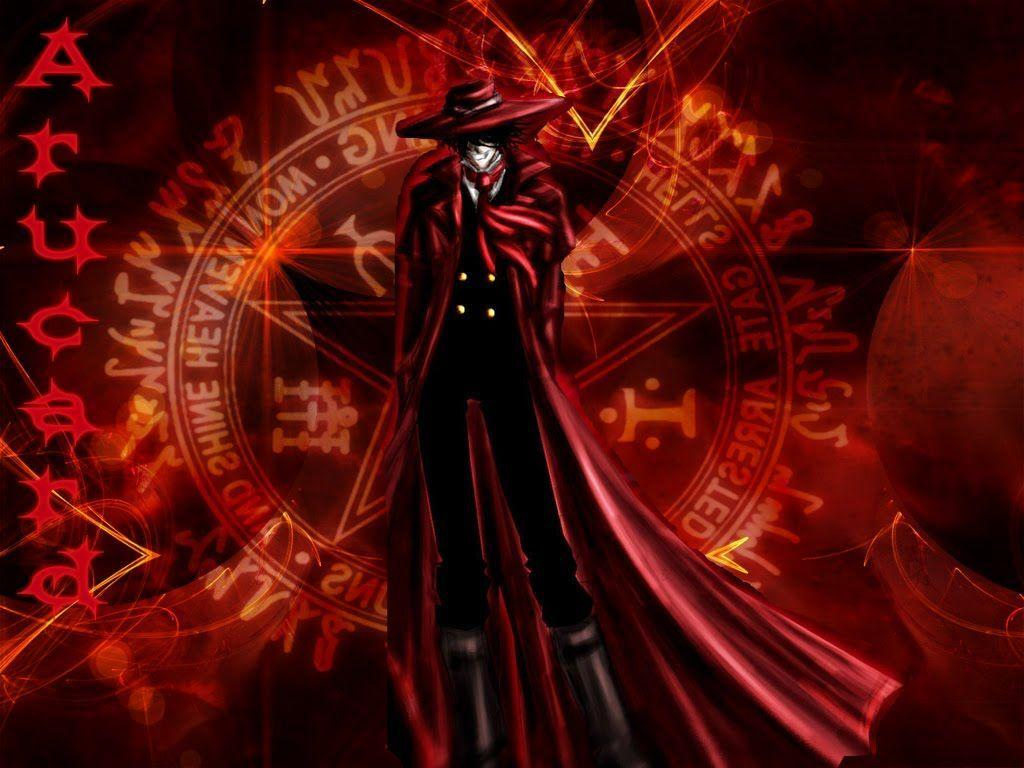 Hellsing Ultimate Wallpapers Wallpaper Cave