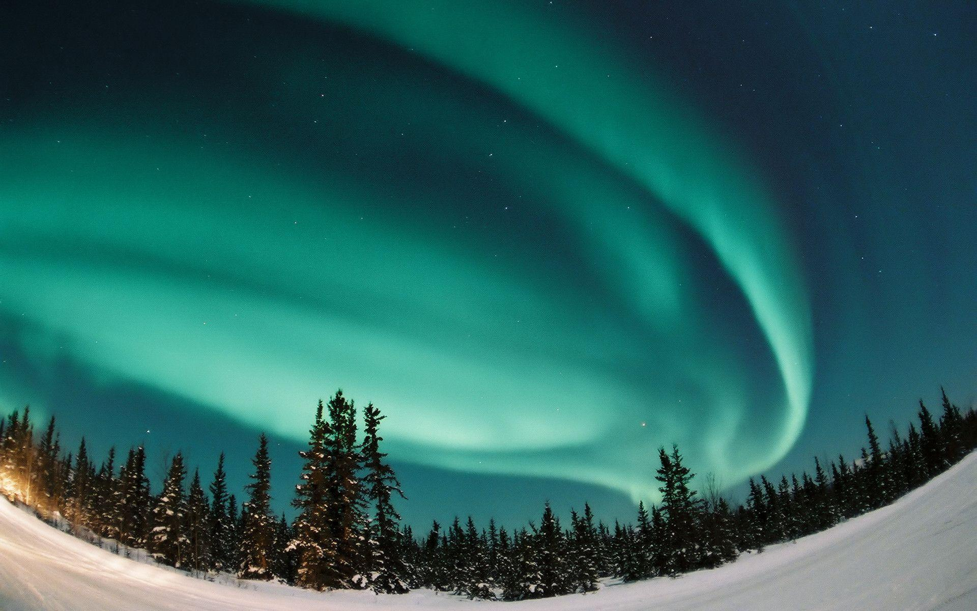 widescreen wallpapers x aurora borealis - photo #17