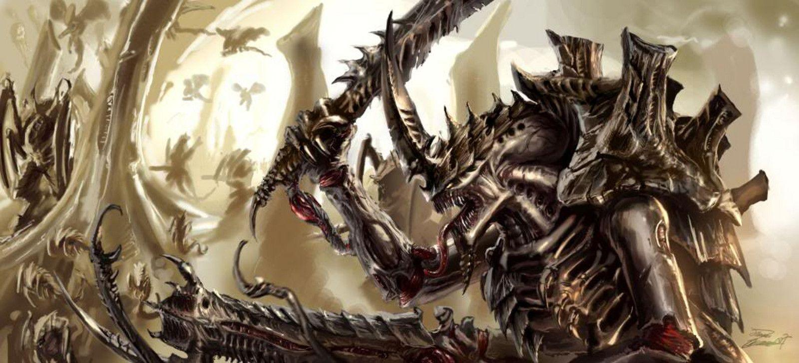 Tyranid Wallpapers - Wallpaper Cave