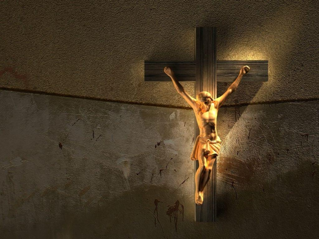 Jesus Christ Wallpapers set 14 – Small Cross Image