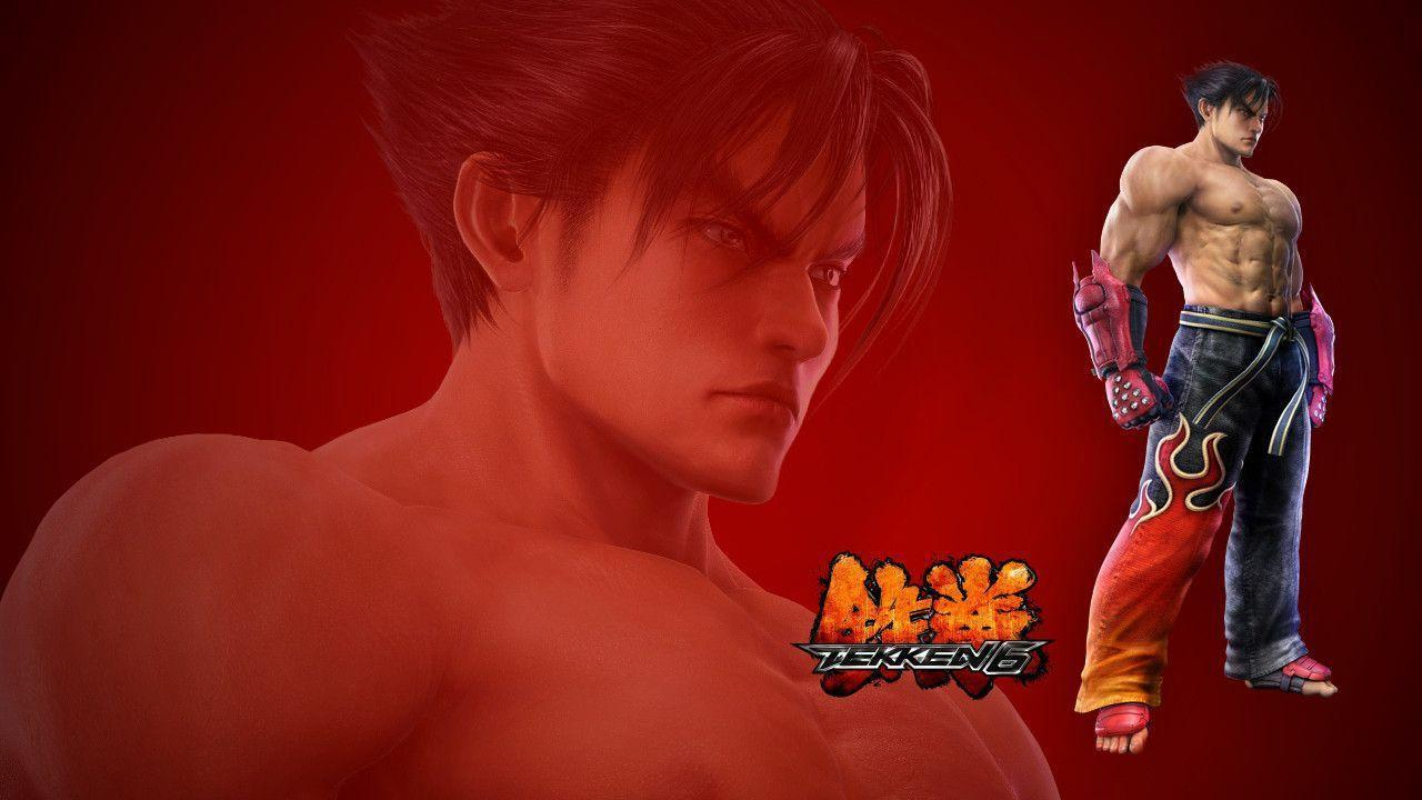 Tekken 6 Jin Kazama Wallpapers Wallpaper Cave