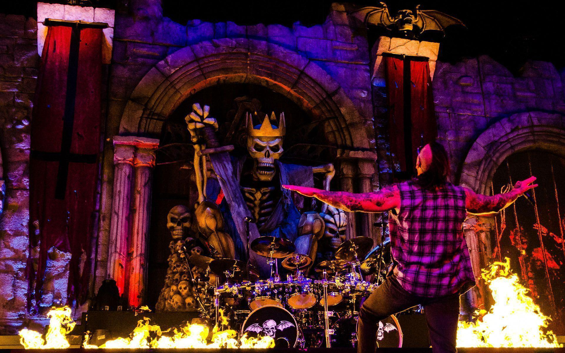 Avenged sevenfold 2015 wallpapers wallpaper cave avenged sevenfold wallpaper hd background 26835 wallpaper risewall voltagebd Choice Image