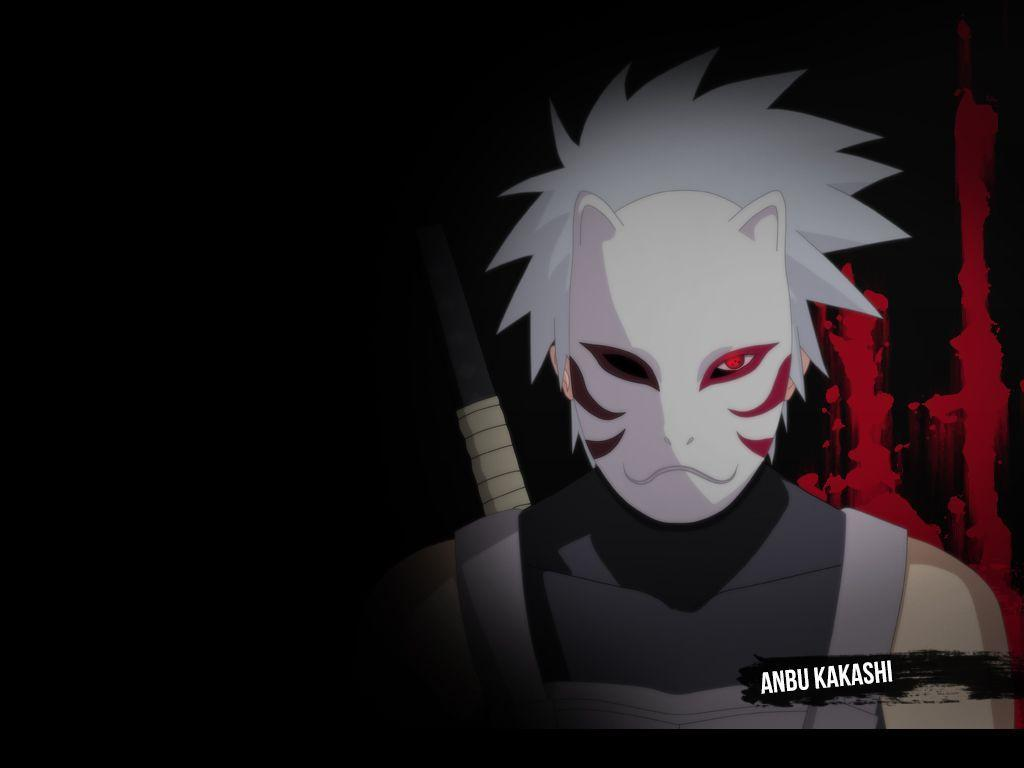 kakashi anbu wallpapers   wallpaper cave