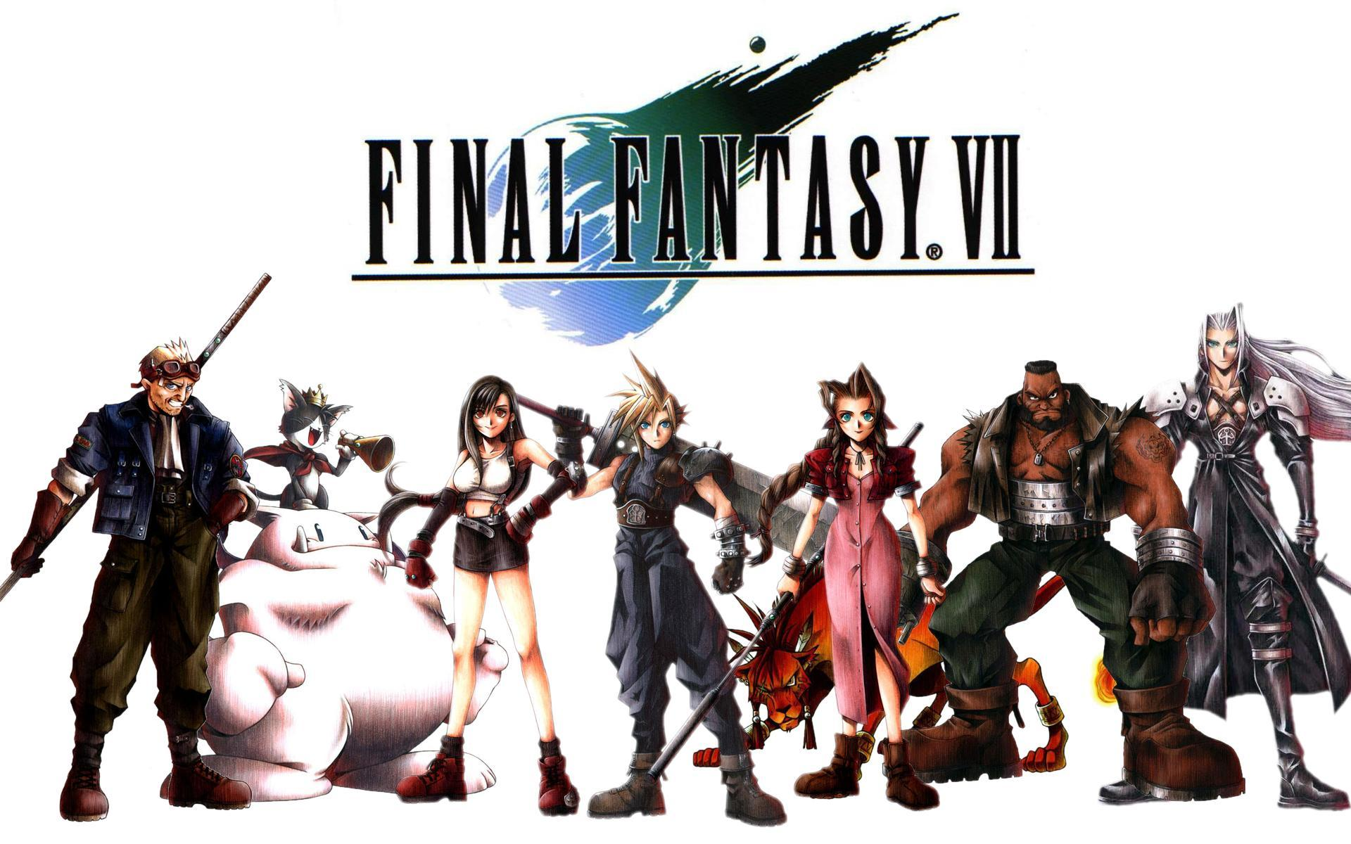 Final Fantasy 7 Wallpaper