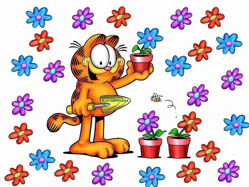 Garfield wallpapers wallpaper cave - Funny garfield pics ...