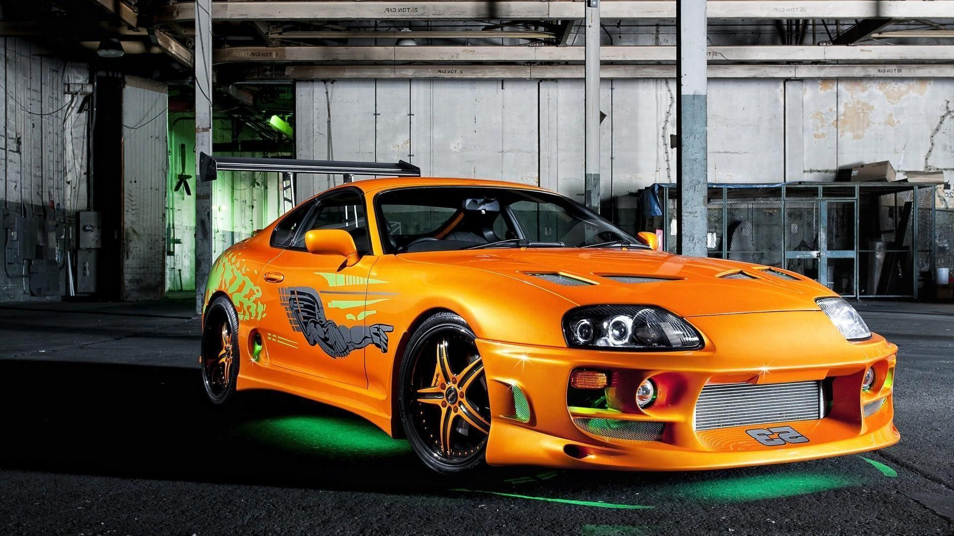 1 Other Cars Tuned Toyota Supra Wallpapers