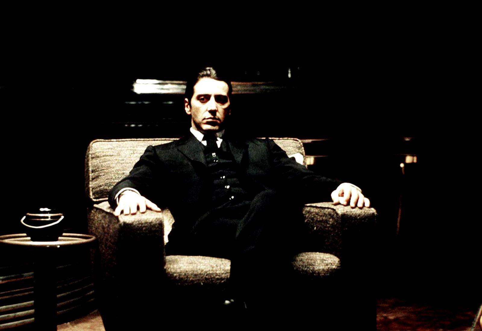 Michael Corleone Wallp...