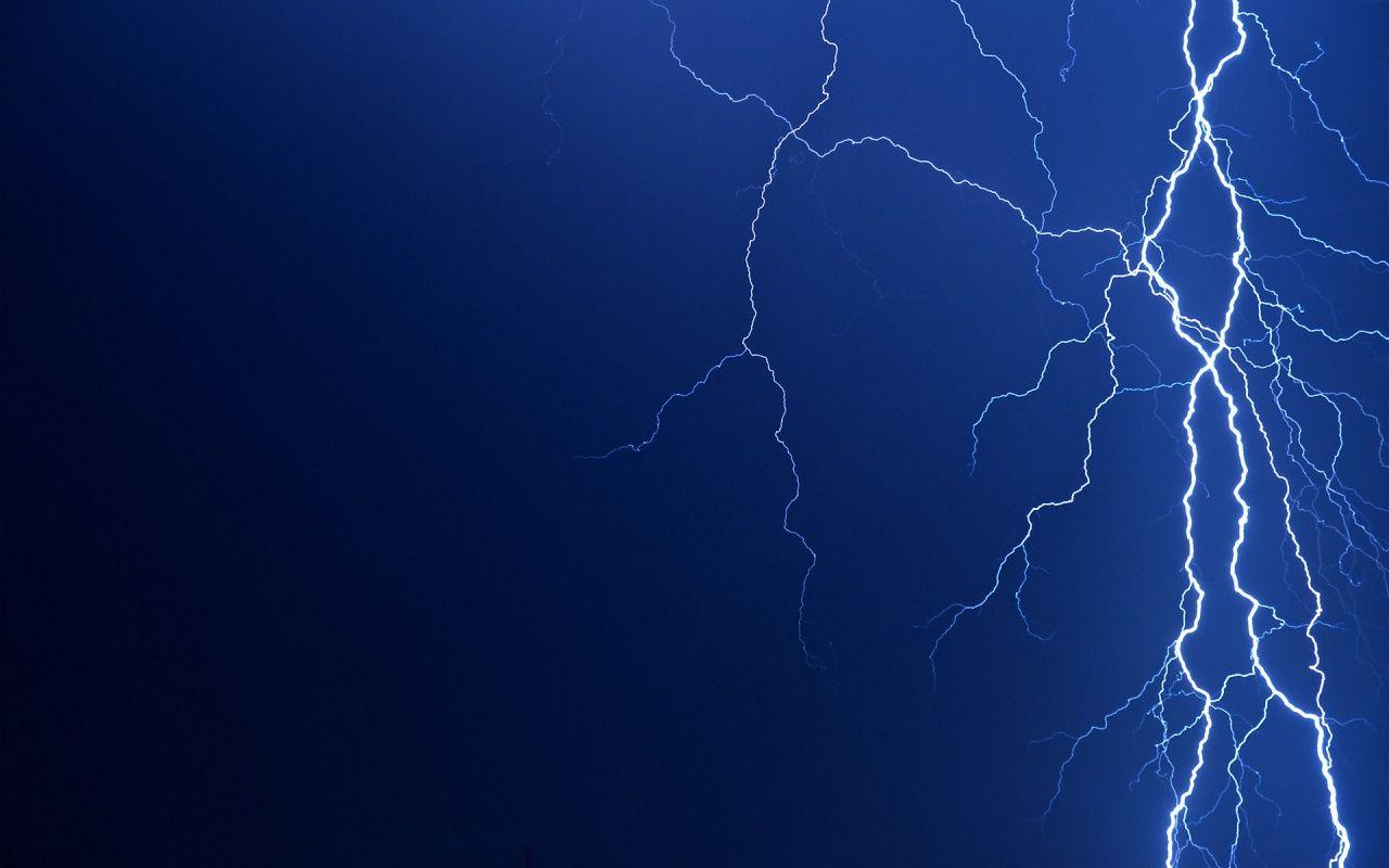 lightning strike wallpaper-#19