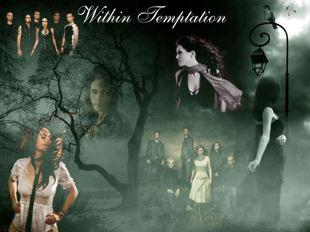 Within Temptation Wallpapers by Aravis17