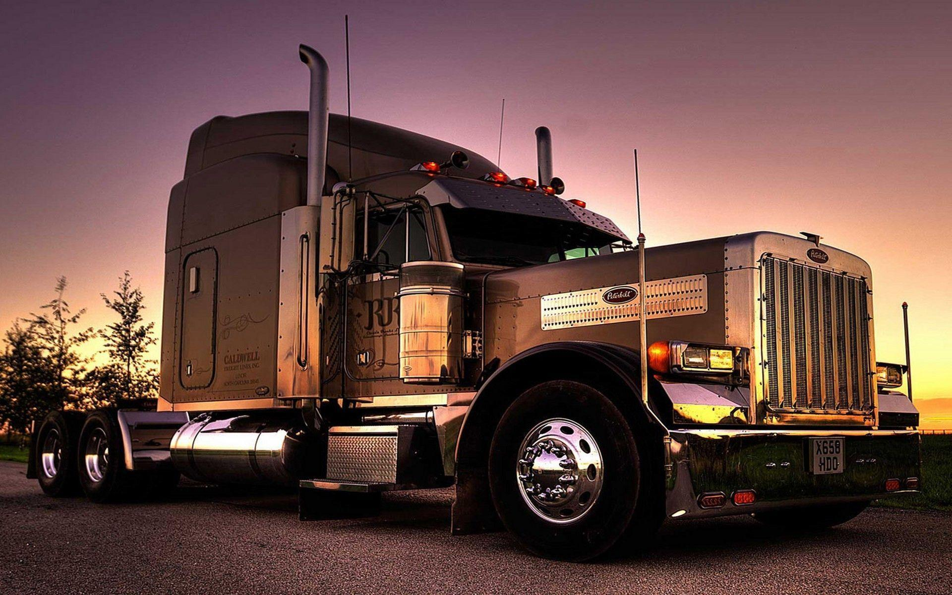 Monster Truck By Peterbilt Factory #3863 Desktop Wide ...