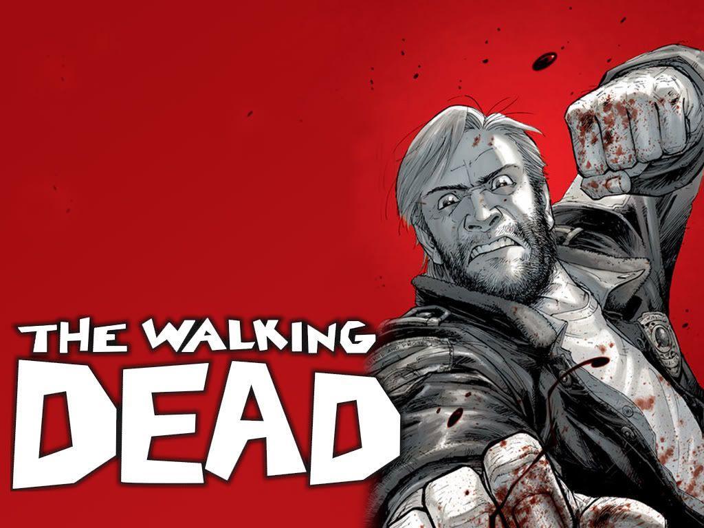 Walking Dead Comic Wallpapers - Wallpaper Cave