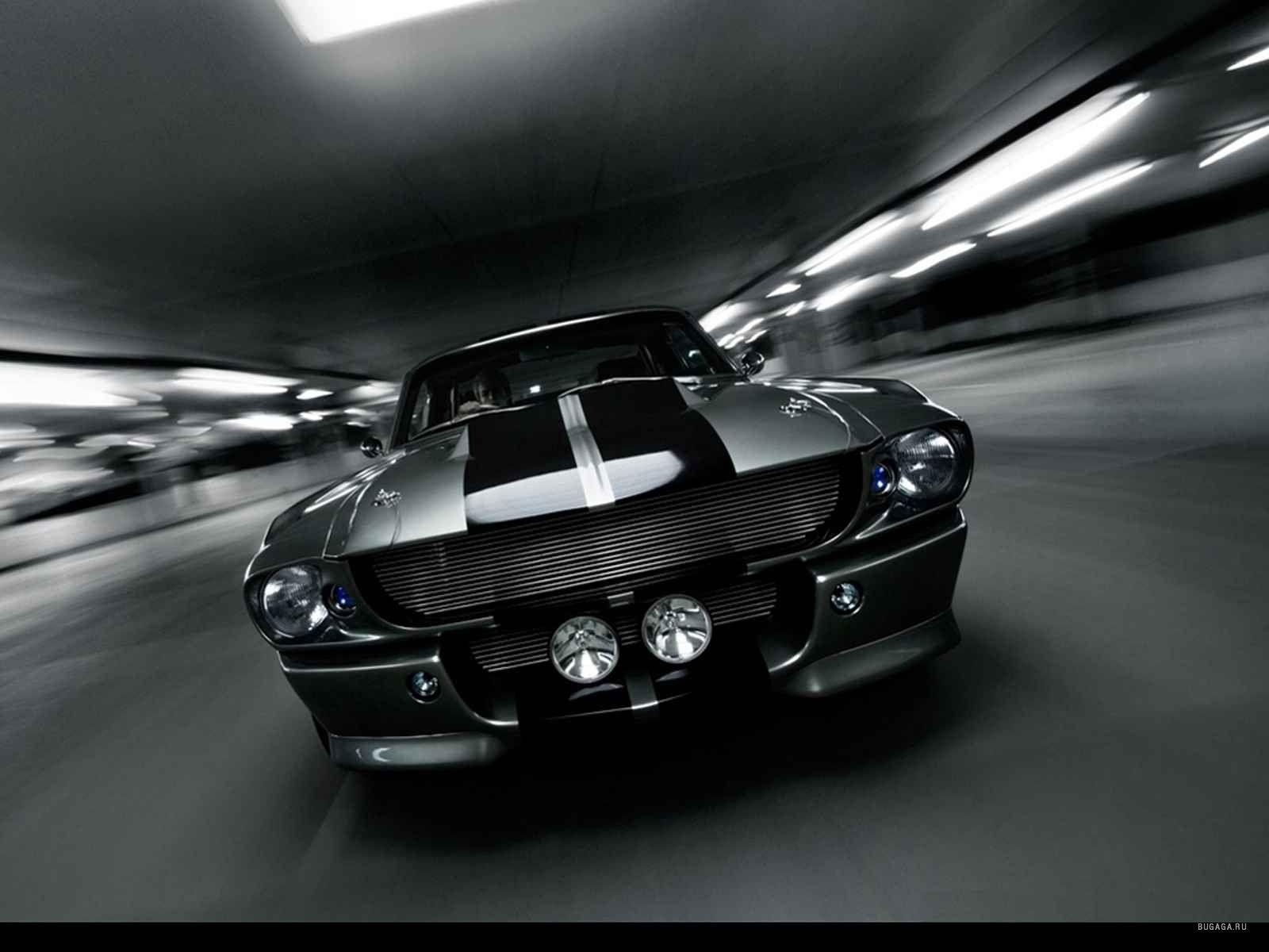 Ford Mustang Eleanor 1967 Wallpaper