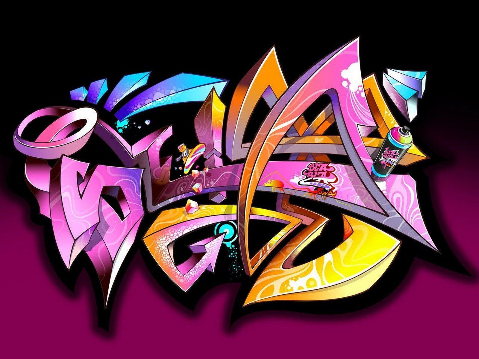 Graffiti Desktop Backgrounds Wallpaper Cave