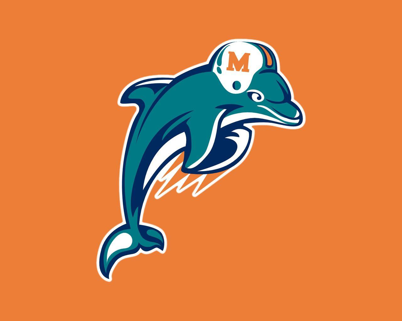 Backgrounds of the day: Miami Dolphins wallpapers