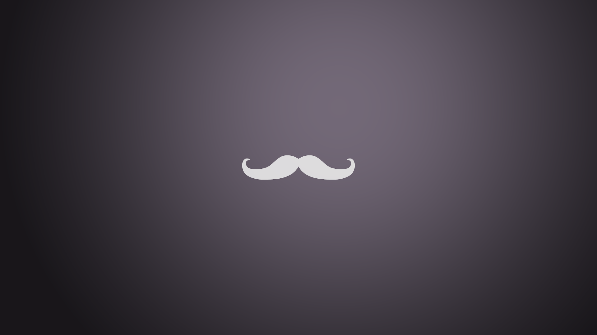 Weekly Wallpaper Put Moustaches On Your Desktop In Honour Of