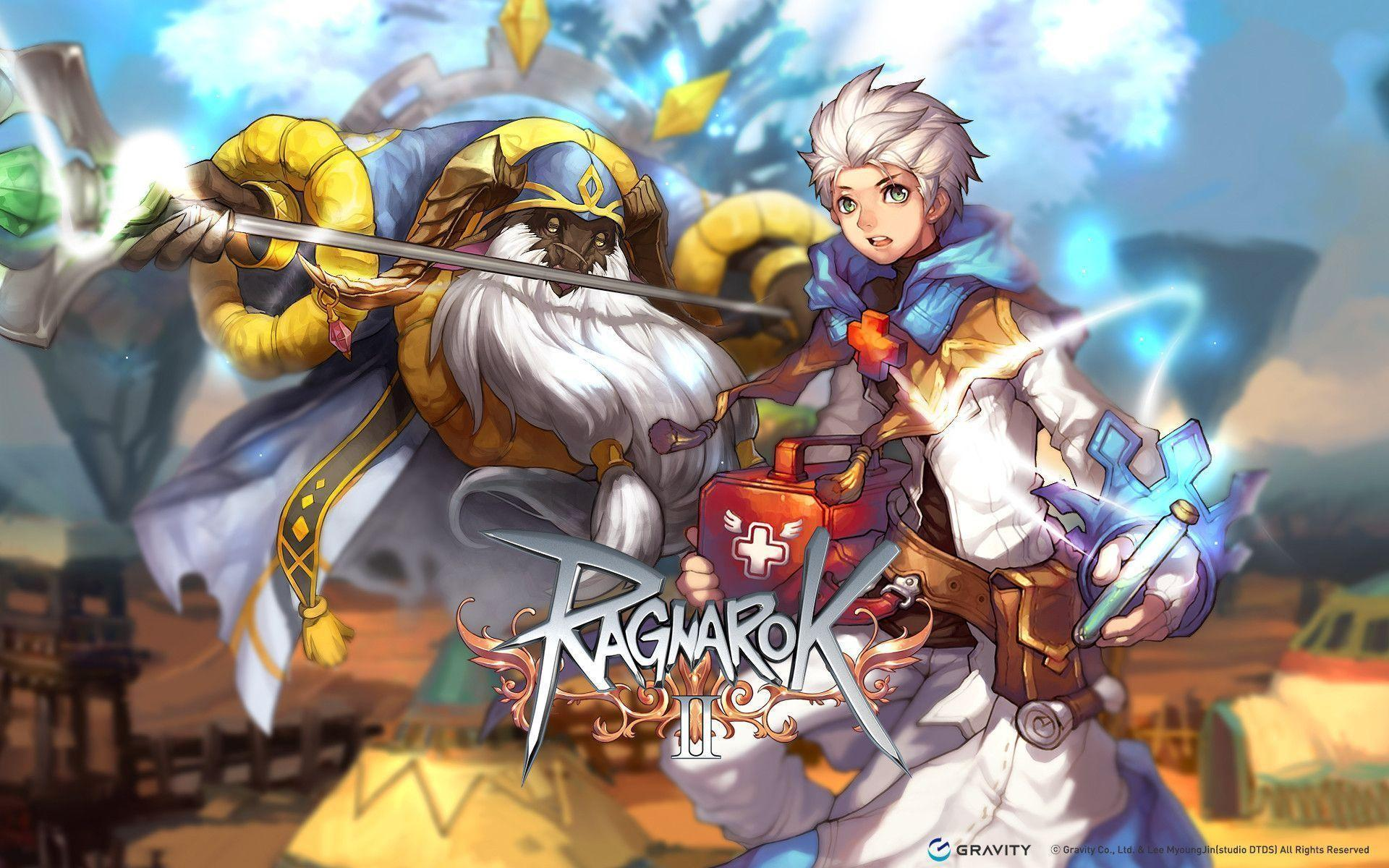 Ragnarok Online Wallpapers Wallpaper Cave