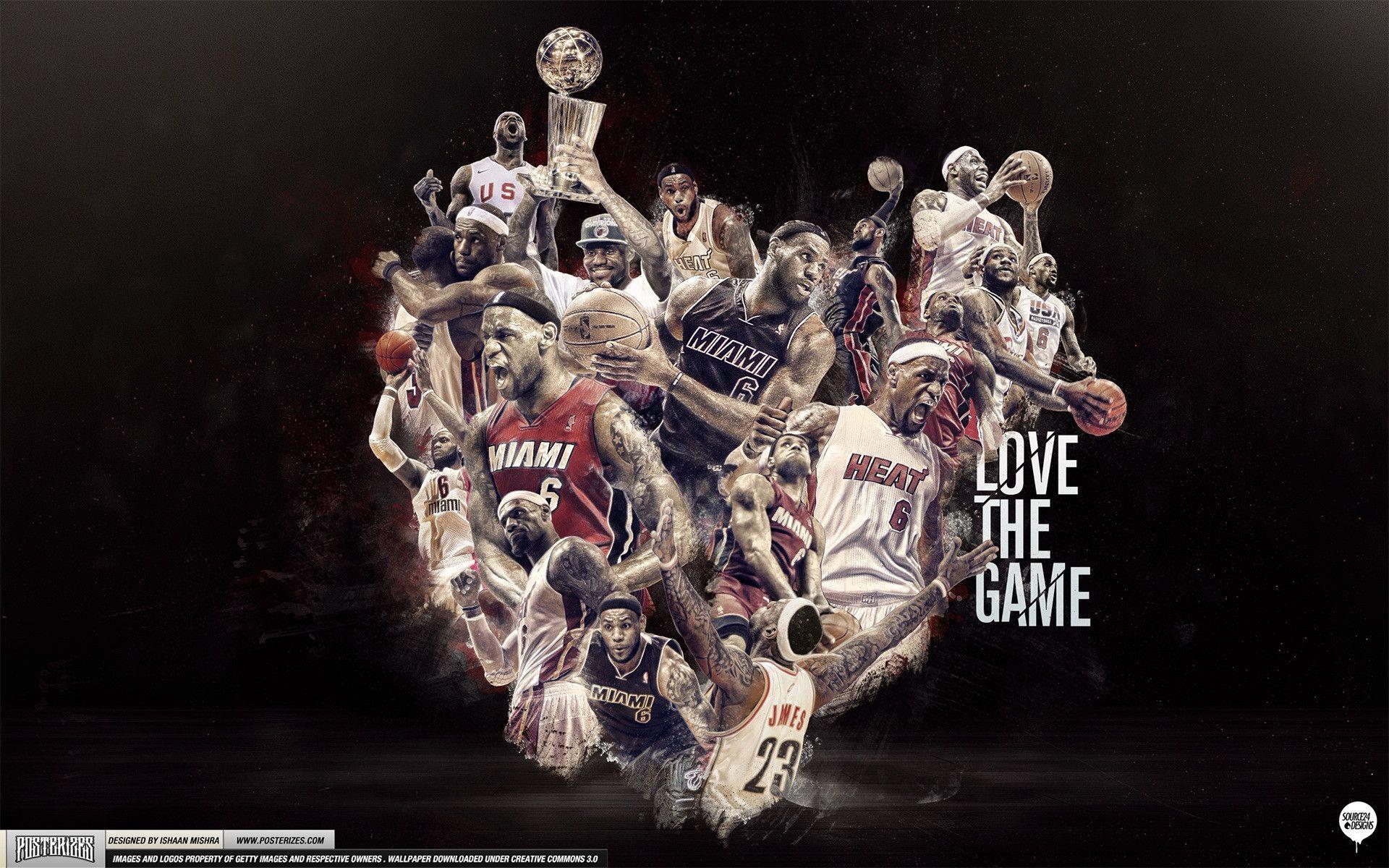 NBA Wallpapers Lebron James 2015