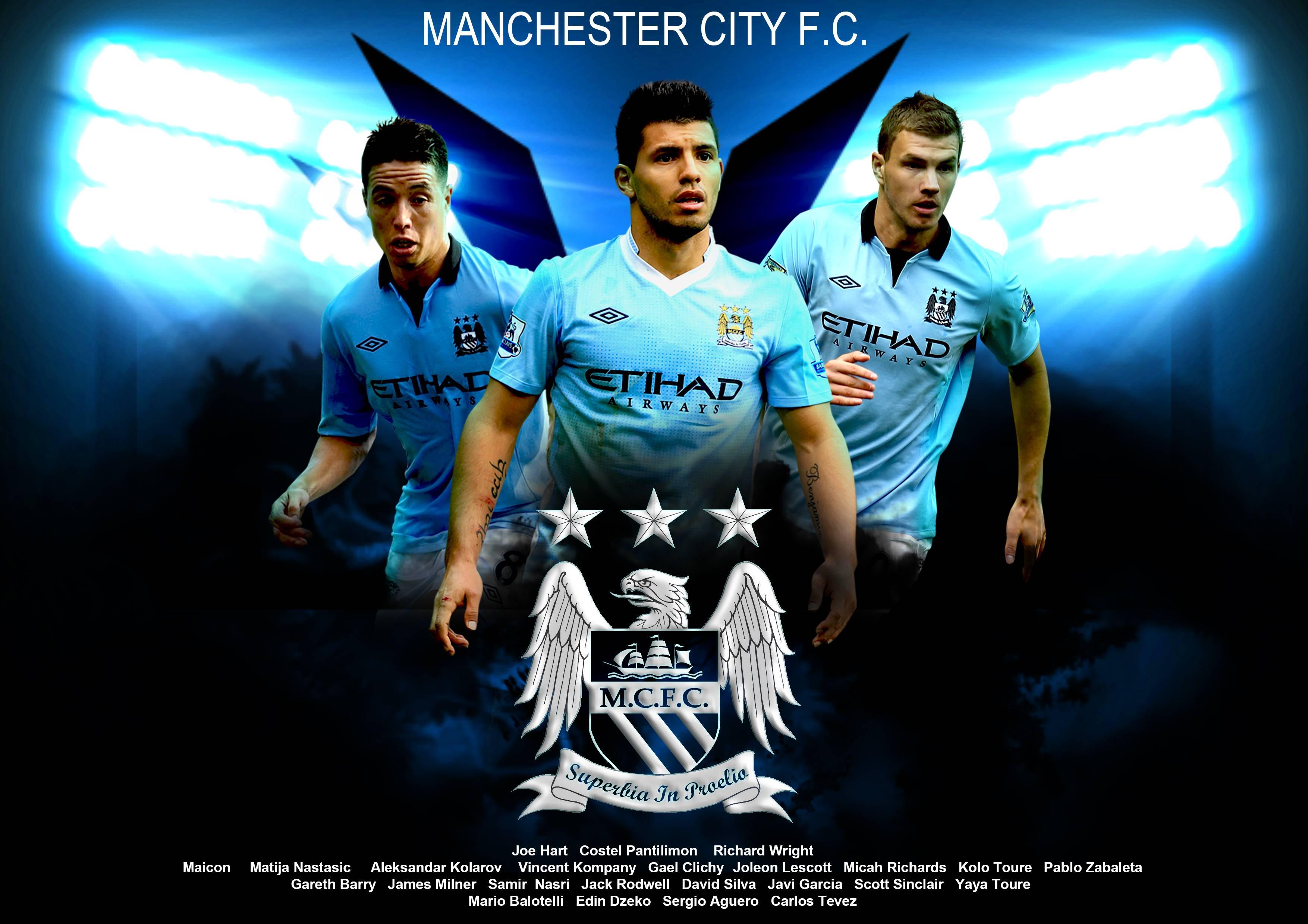 Manchester City Wallpaper: Manchester City Backgrounds