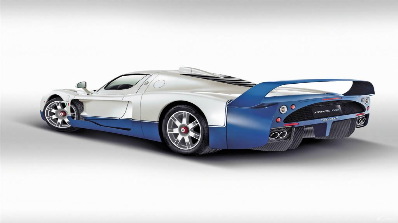 Luxury Vehicle: Exotic Car Wallpapers