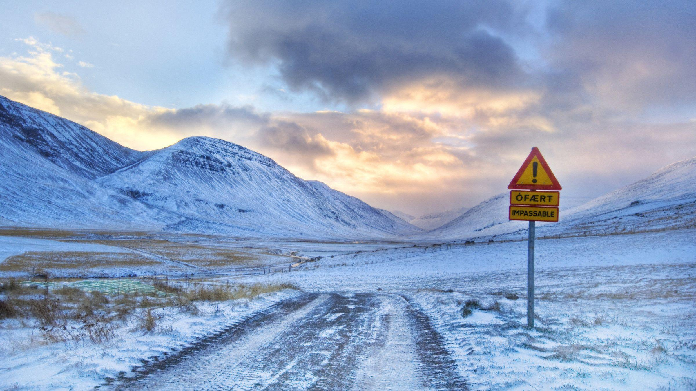 Iceland S Ring Road Wallpapers: Iceland Wallpapers