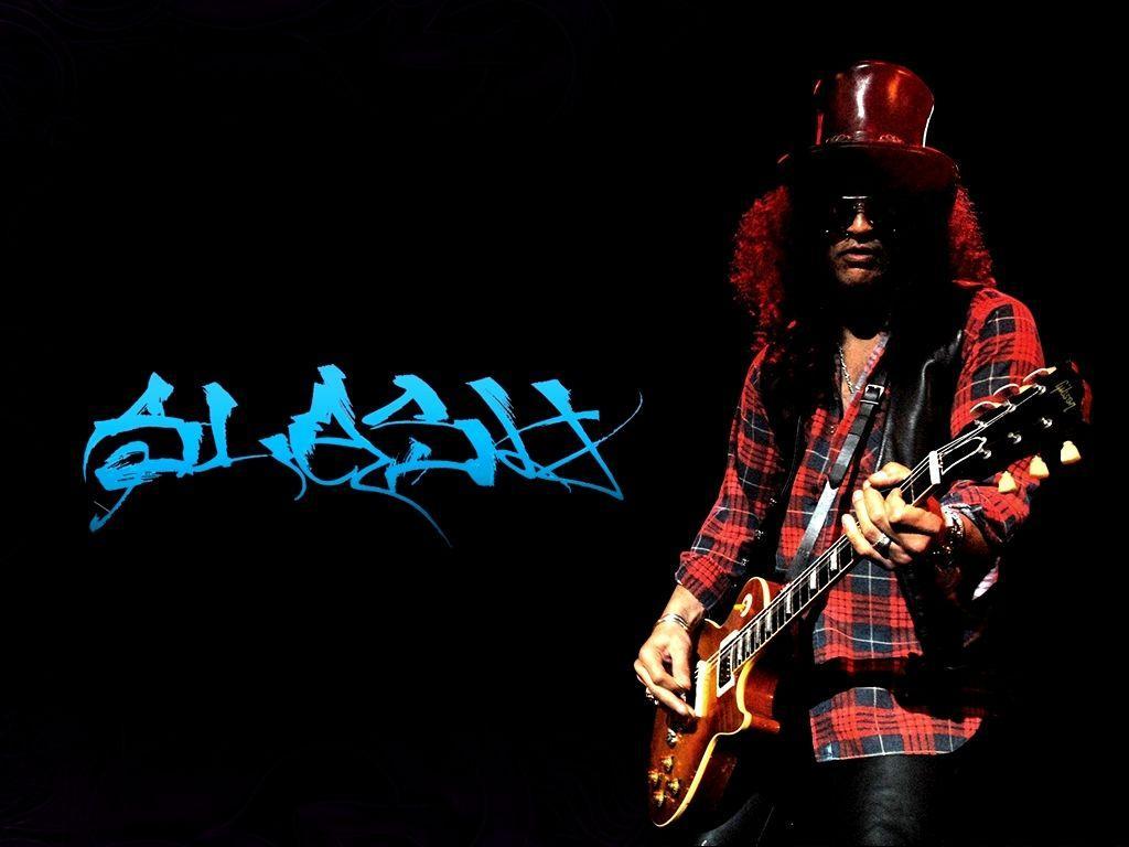 Slash Guitar Wallpapers Wallpaper Cave