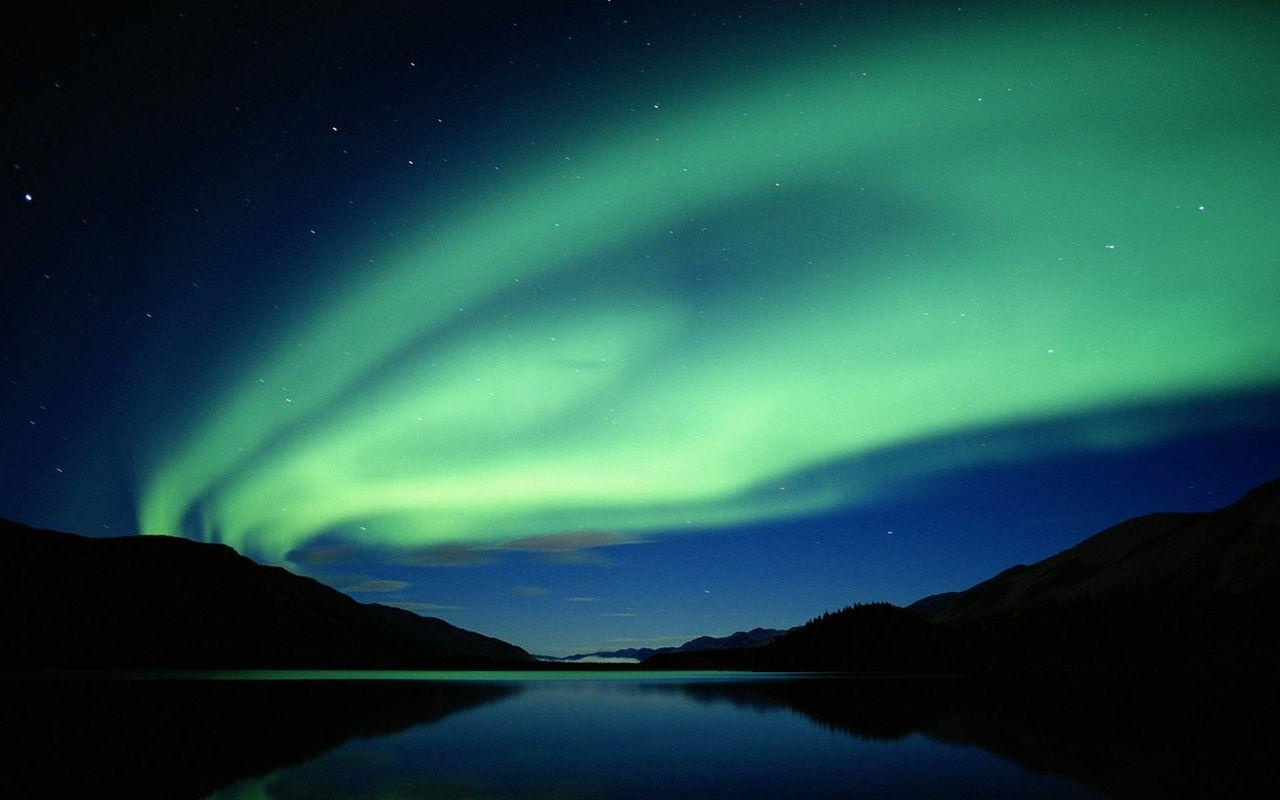 Aurora Borealis Backgrounds Wallpapers
