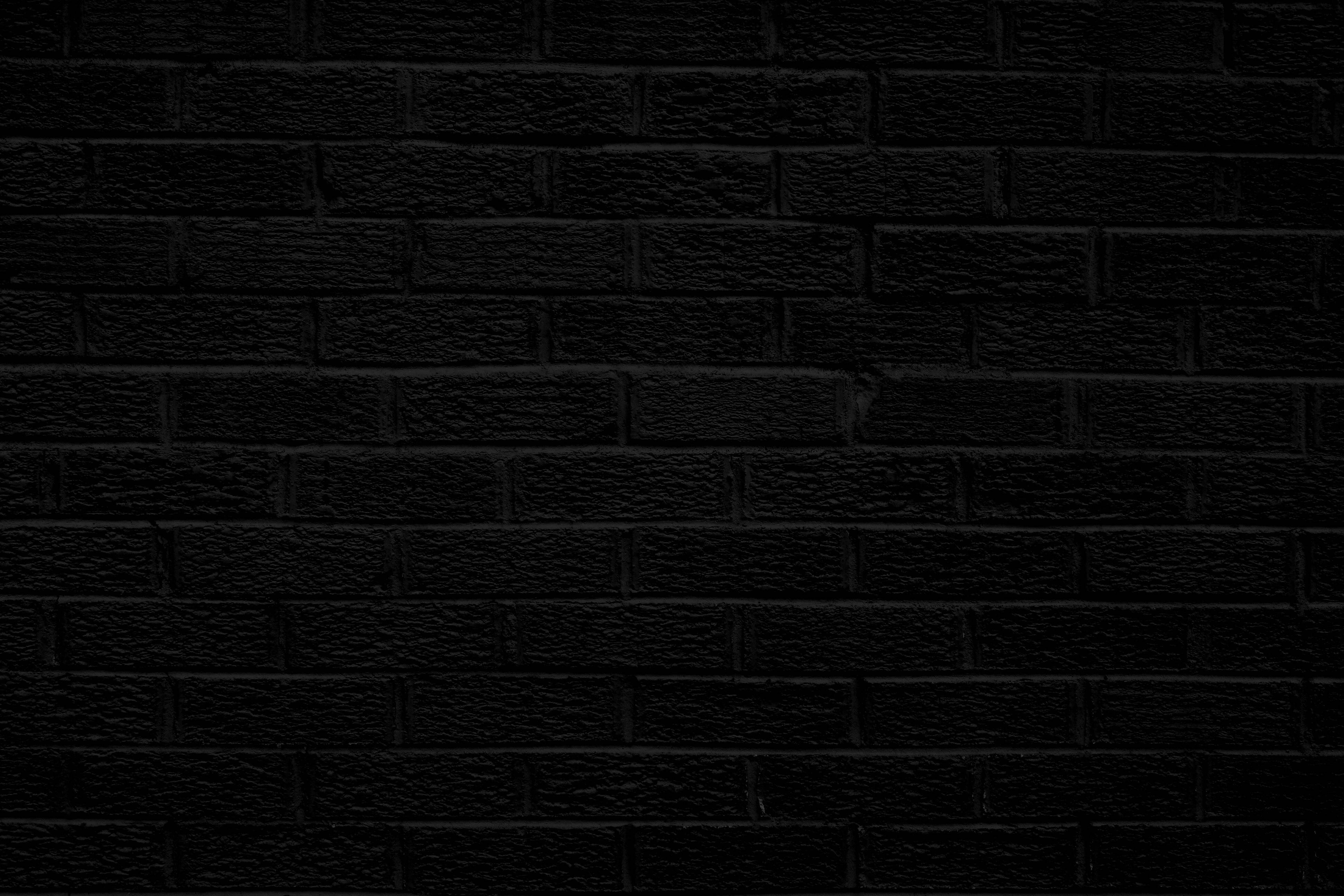 black wall texture. Download Black Brick Wall Texture Picture Free Graph Public Design . X