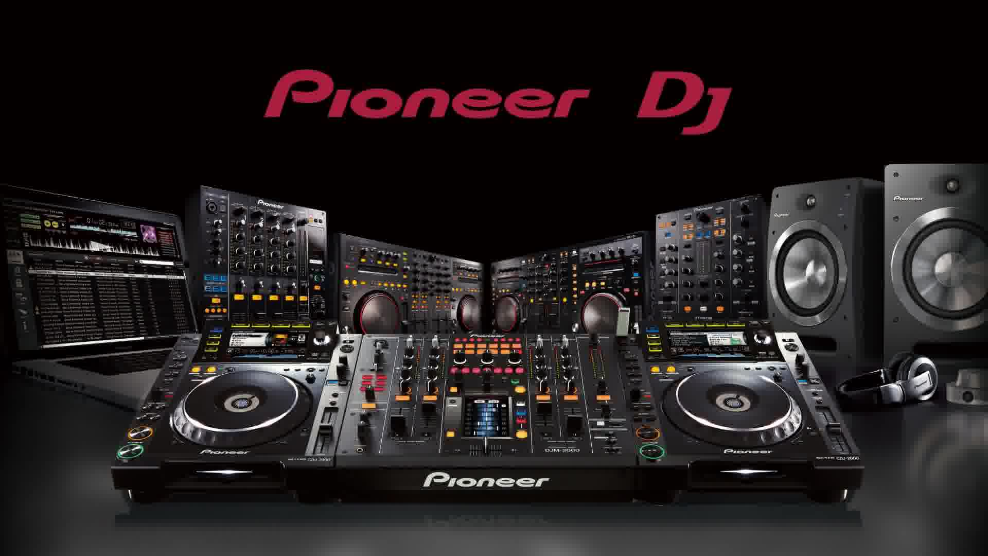 pioneer dj wallpapers wallpaper cave. Black Bedroom Furniture Sets. Home Design Ideas