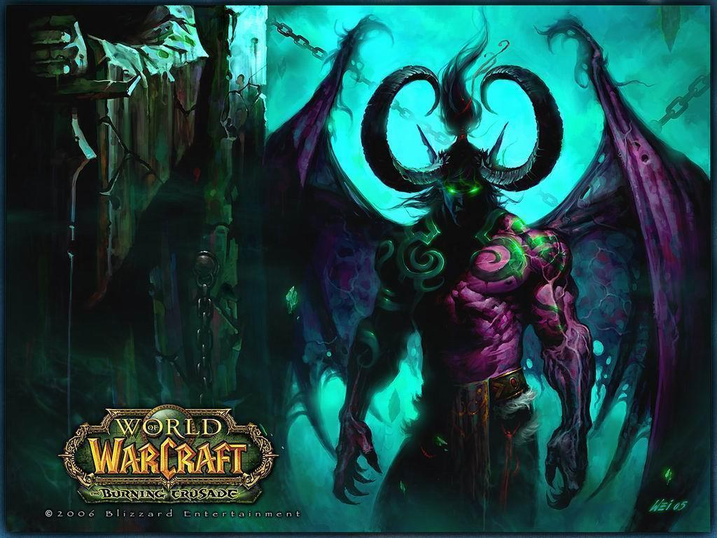 World Of Warcraft Game HD Wallpaper #2 By TopG #6575 HD Game ...