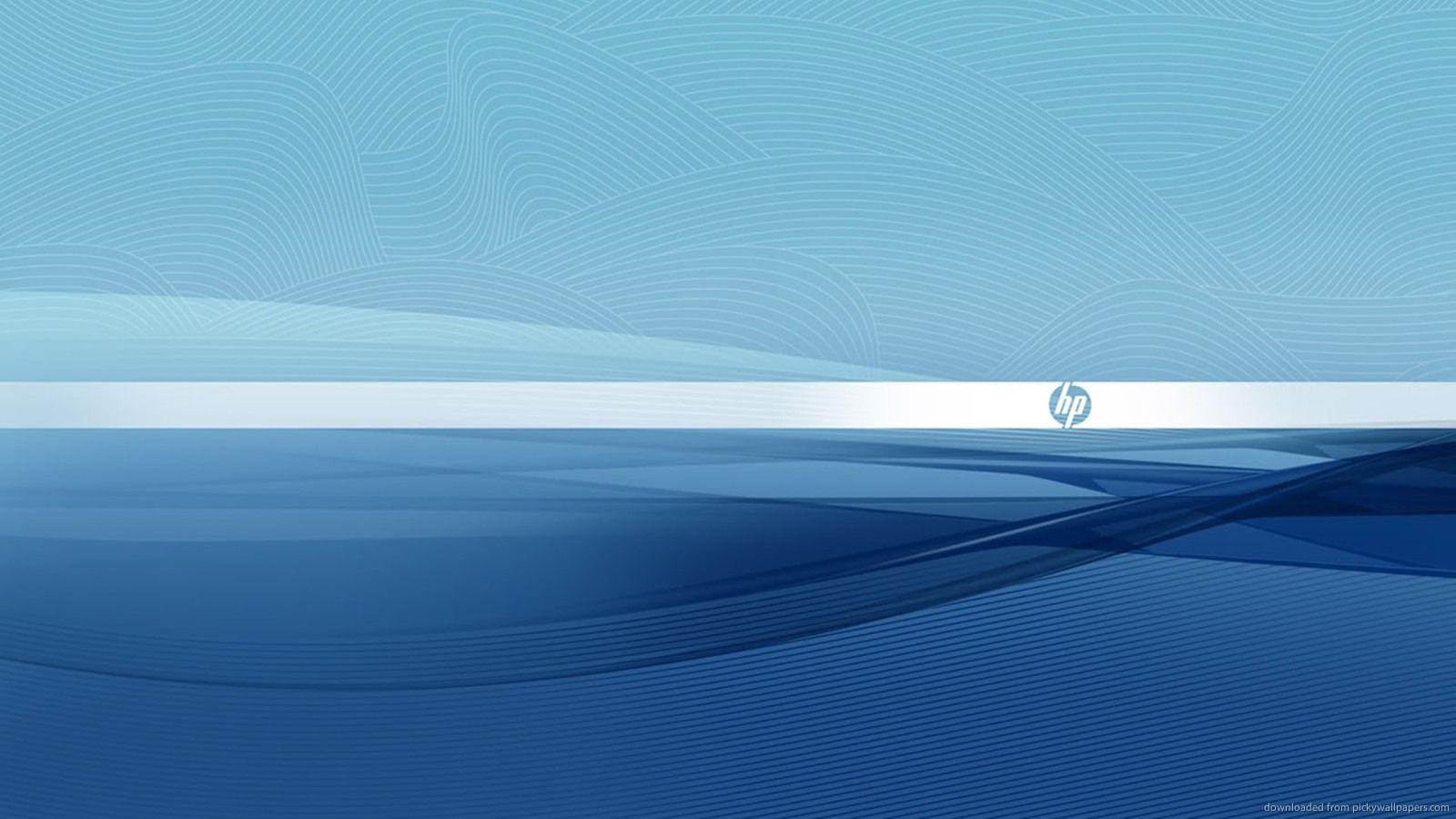 Download 1600x900 HP Calmness Wallpaper