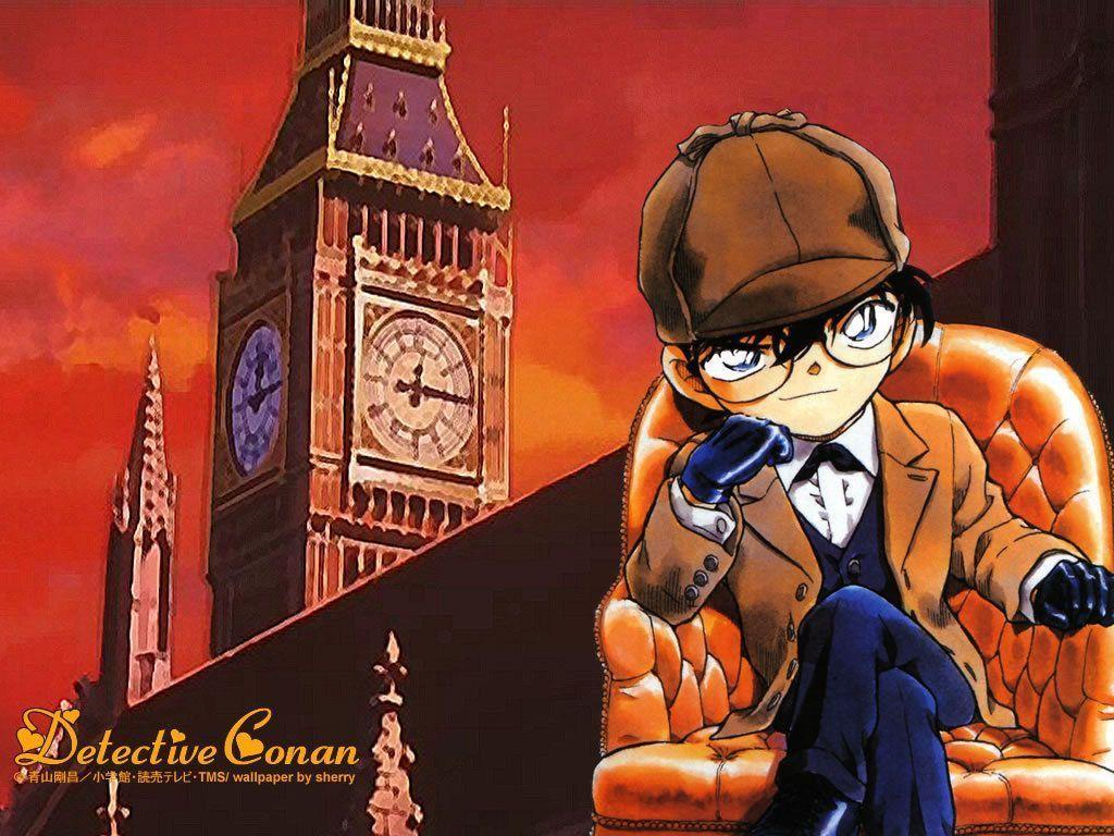 detective conan images hd - photo #9