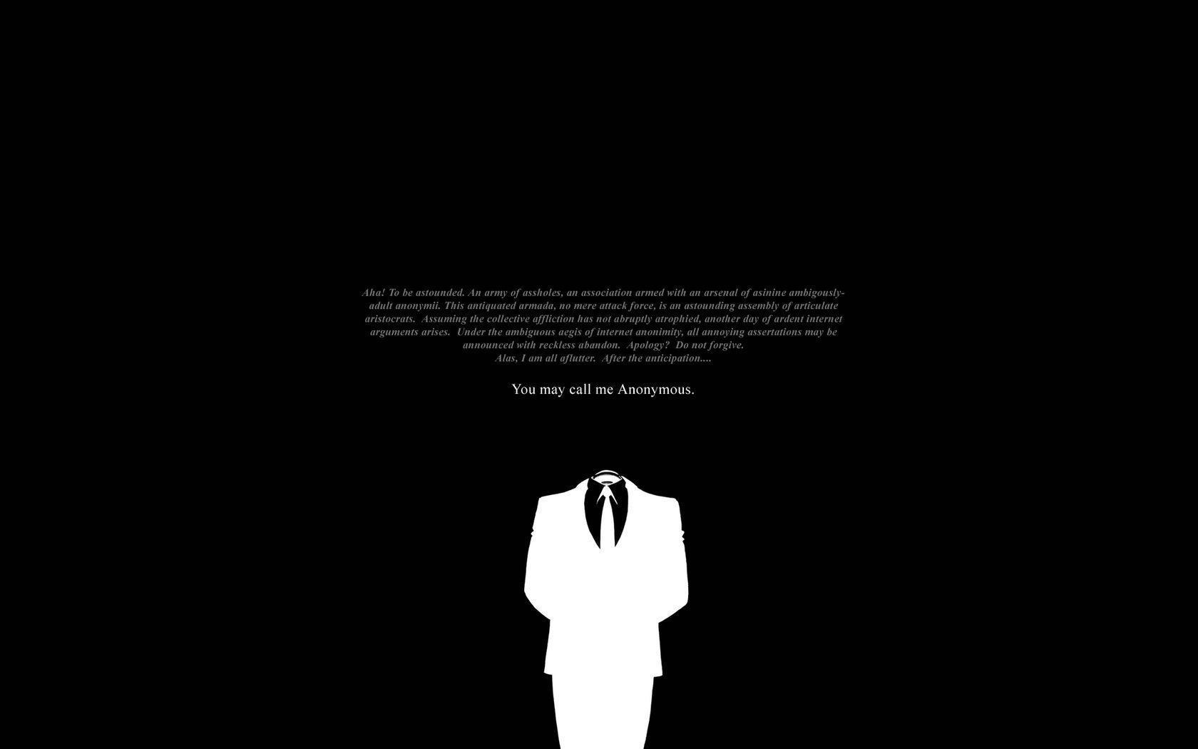 minimalist hd anonymous fondos