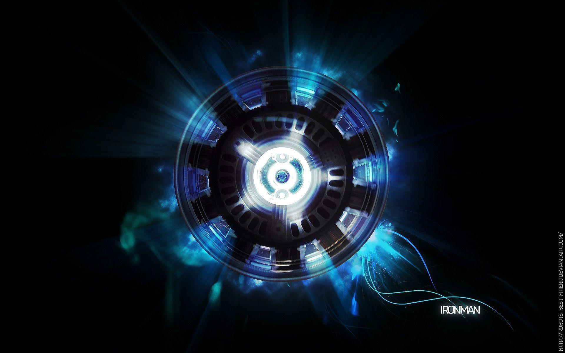 Iron Man Energy Chest HD Wallpaper - HD Wallpaper Collection - HD ...