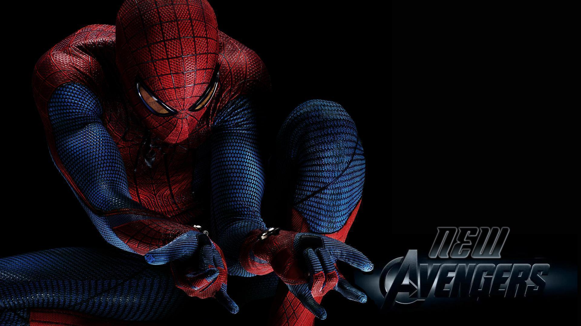 New Avengers - Spider-man HD Wallpaper » FullHDWpp - Full HD ...