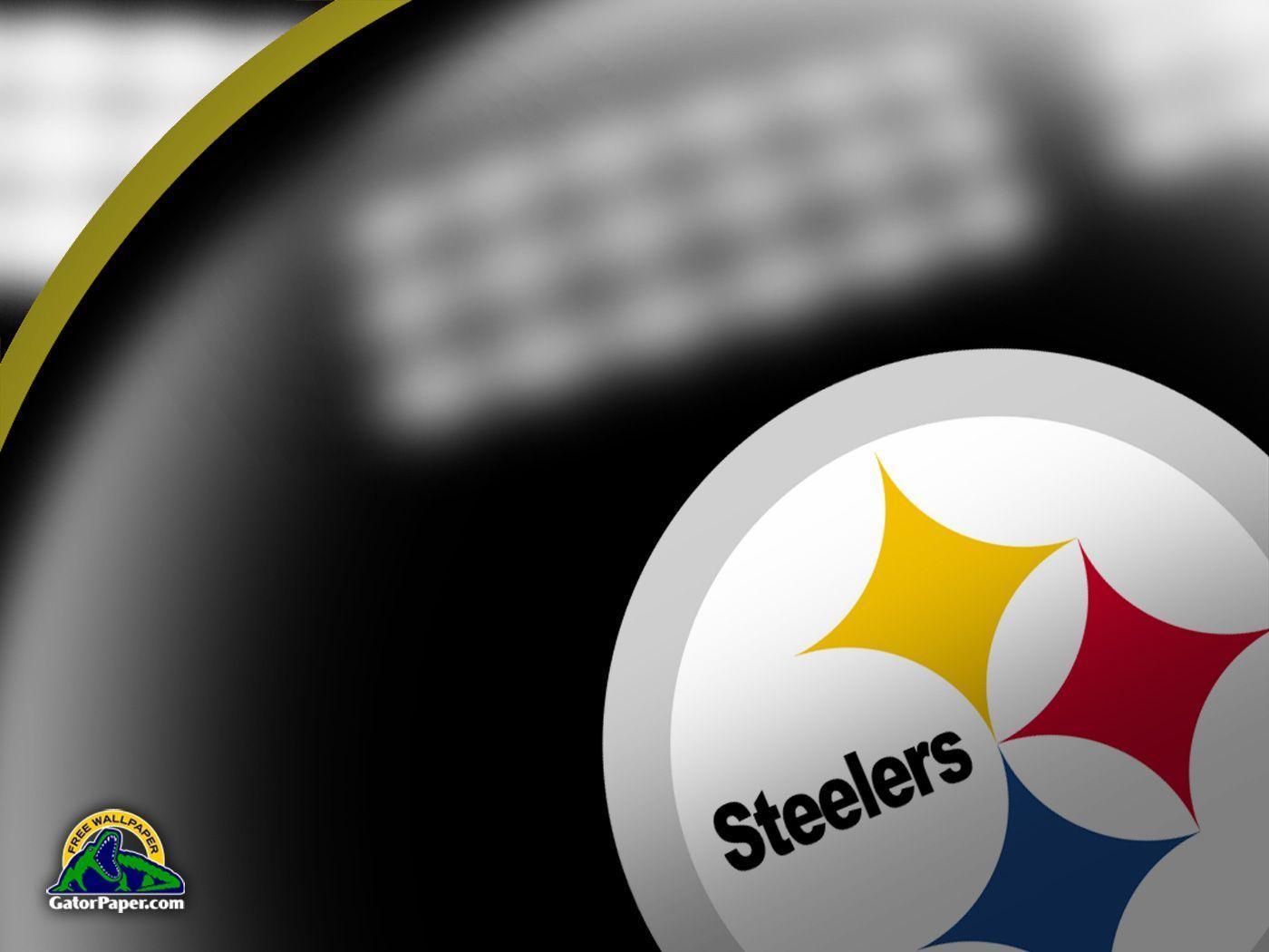 Pittsburgh Steelers Helmet | GatorPaper - Free Sports Desktop ...