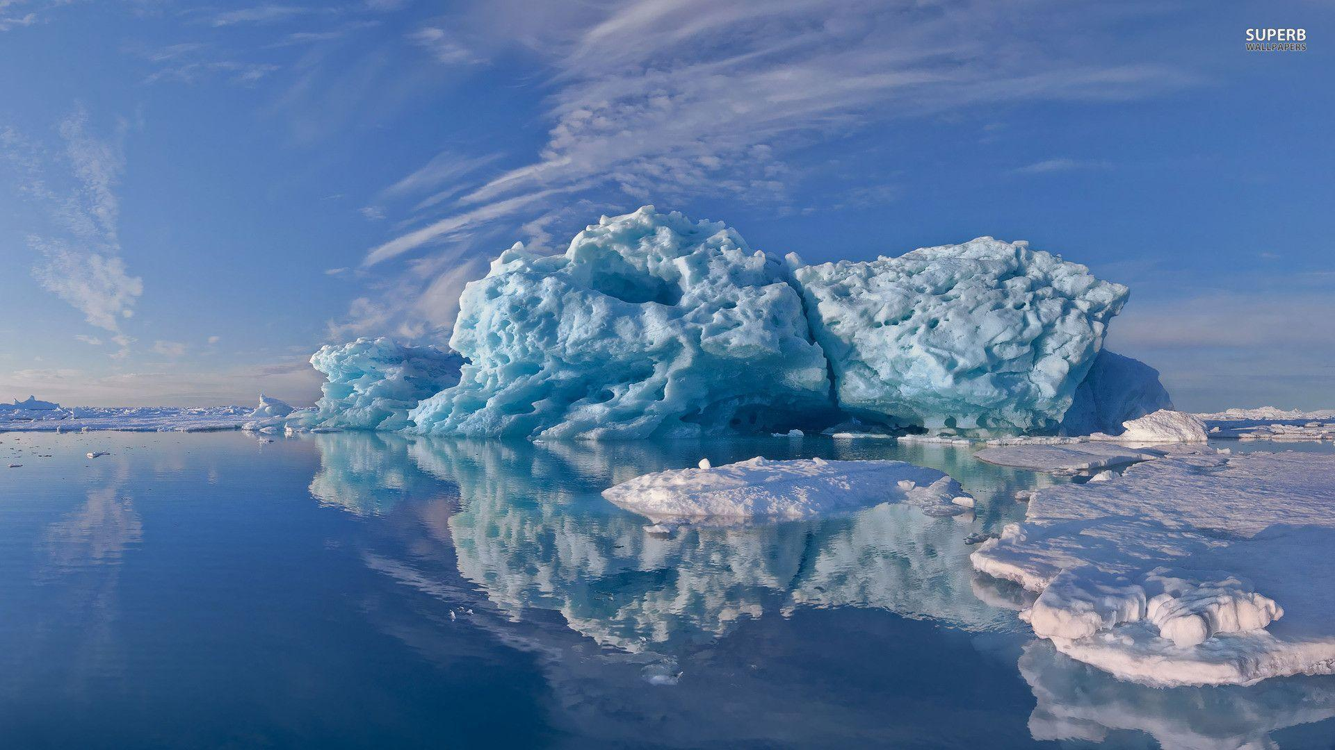 Iceberg, Greenland wallpapers