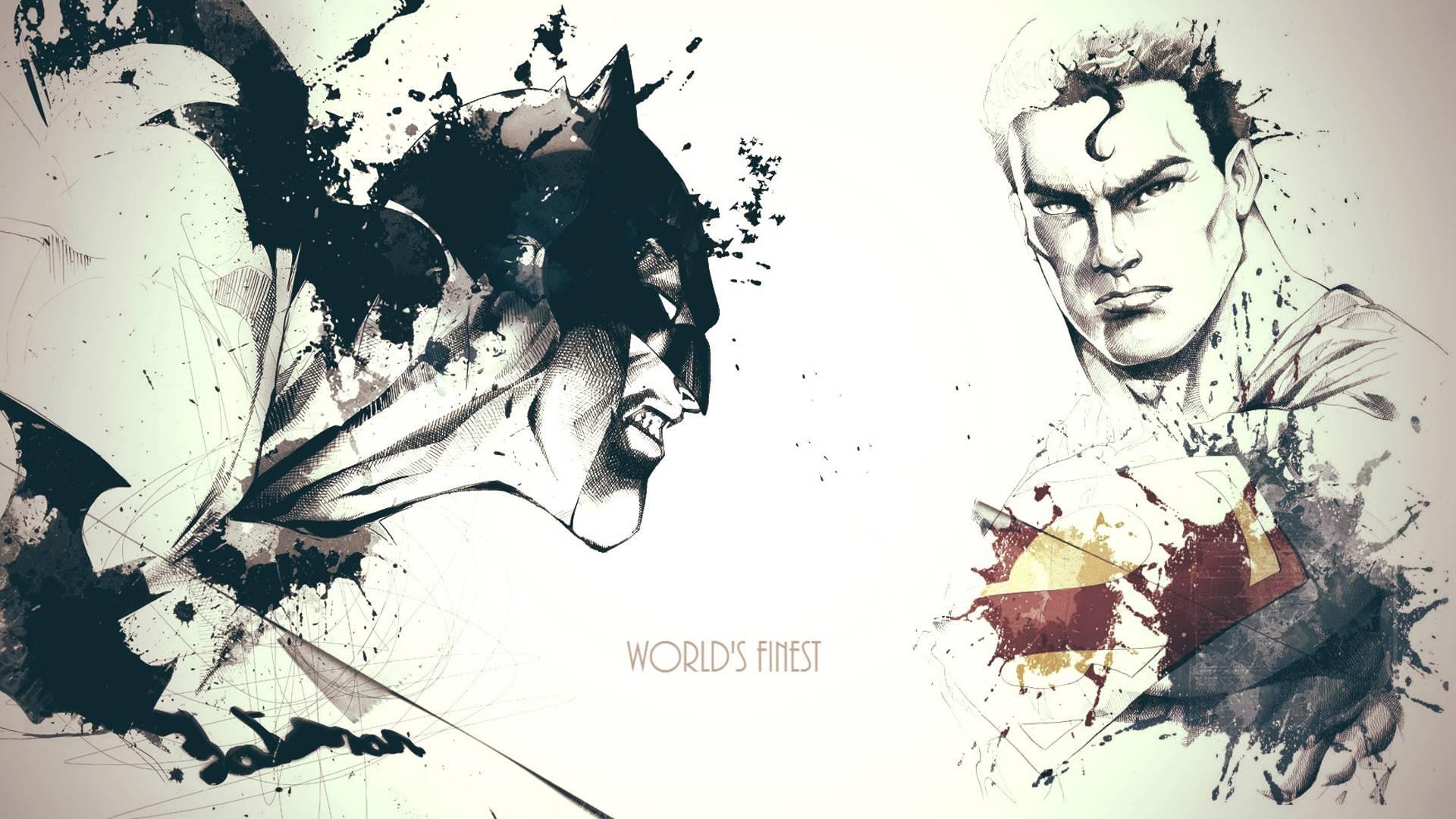 Superman Batman Movie Wallpaper Batman Vs Superman Wal...
