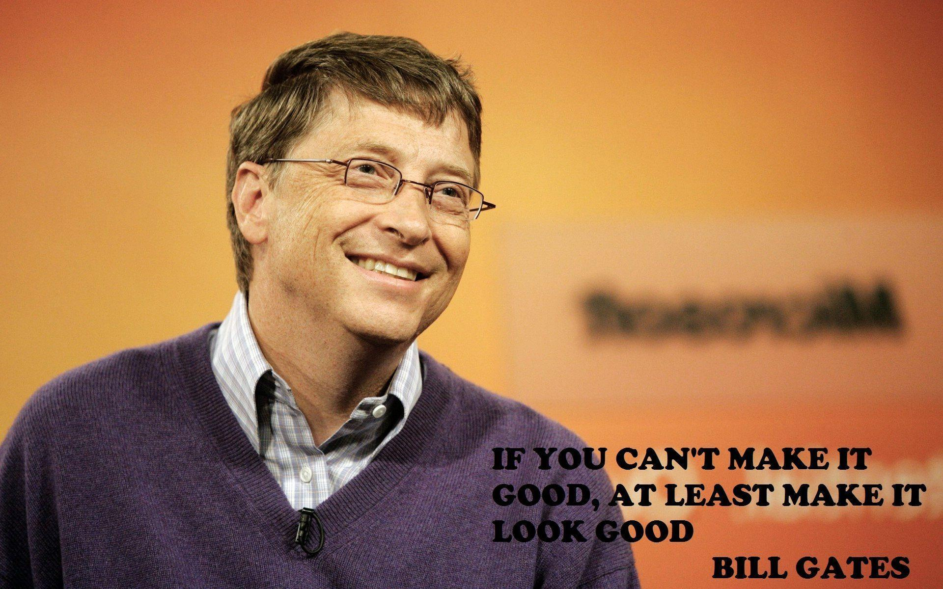 bill gates Bill gates: bill gates, american computer programmer and entrepreneur who cofounded microsoft corporation, the world's largest personal-computer software company.