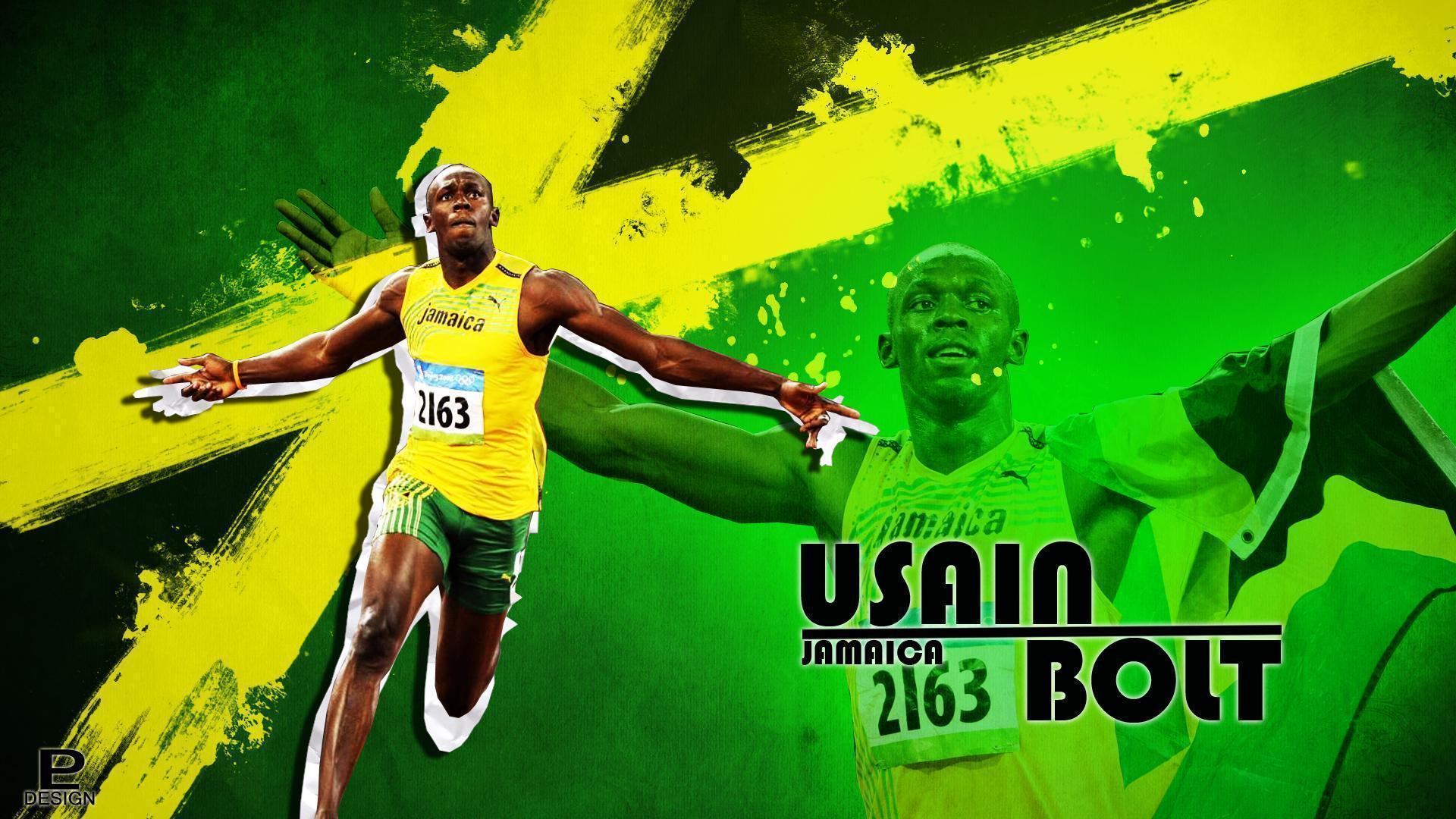 Fondos de pantalla de Usain Bolt | Wallpapers de Usain Bolt ...