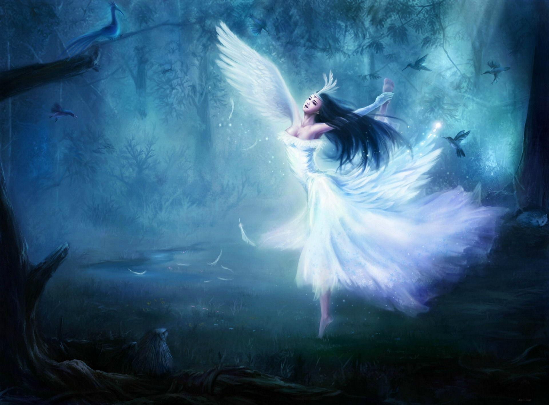 angel wallpapers for laptops - photo #48