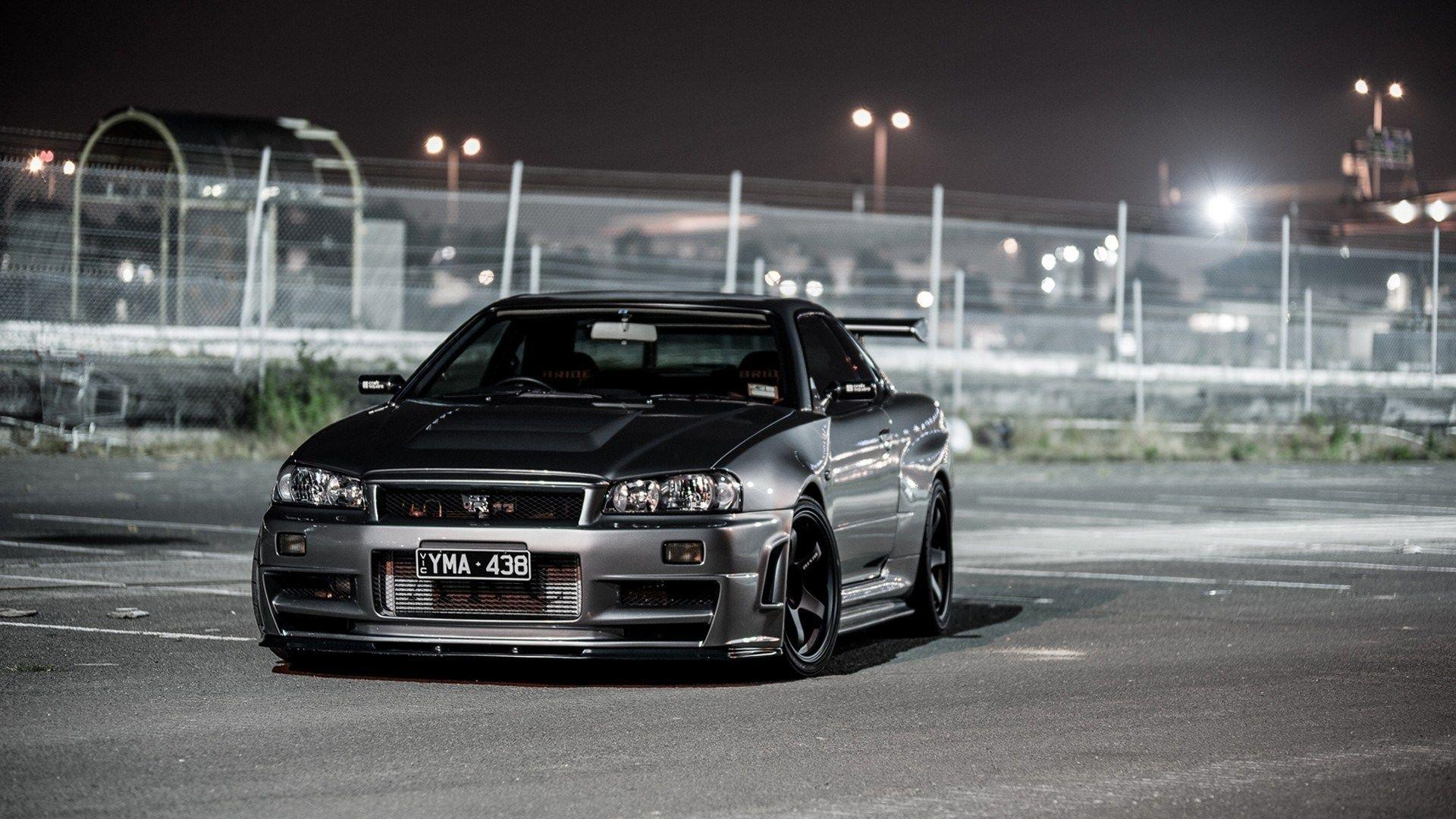 Nissan Skyline Wallpaper Wallpaper Ideas