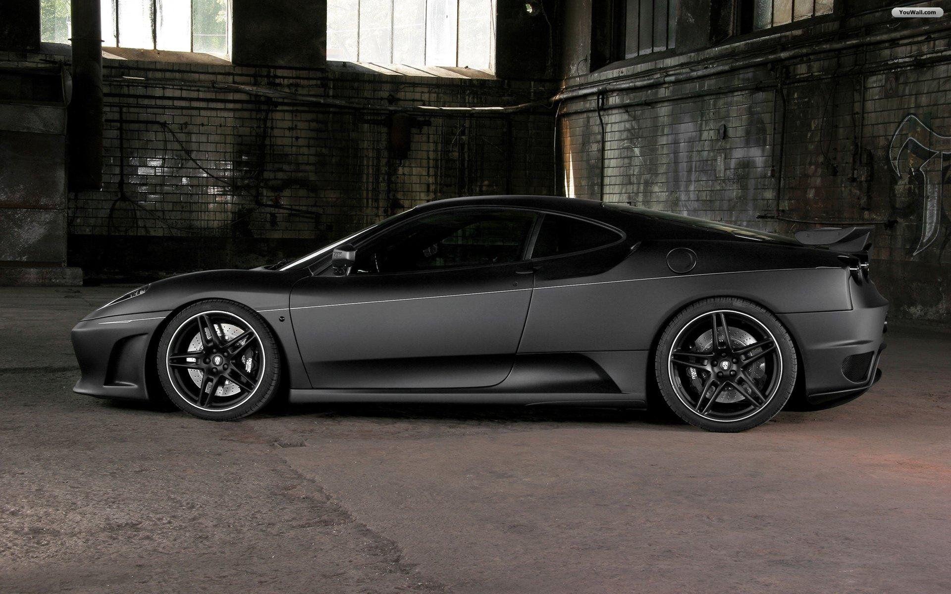 39+ Ferrari Black Spider Wallpaper  Background
