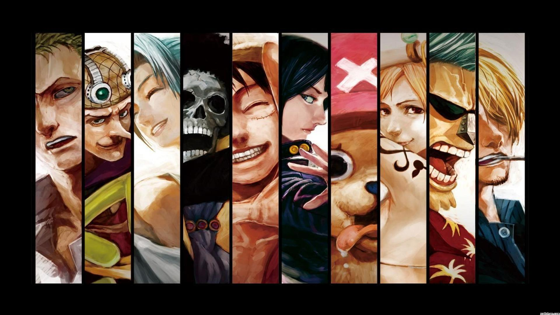 One Piece Wallpapers 1080p