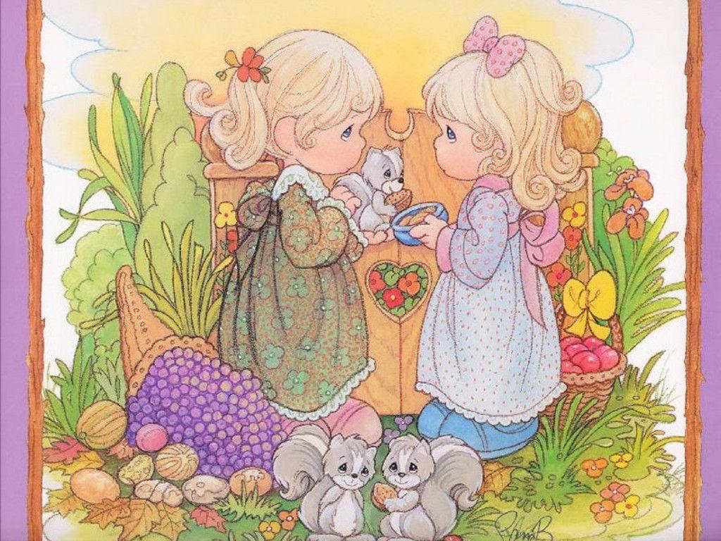 Image Result For Precious Moments Wallpapers
