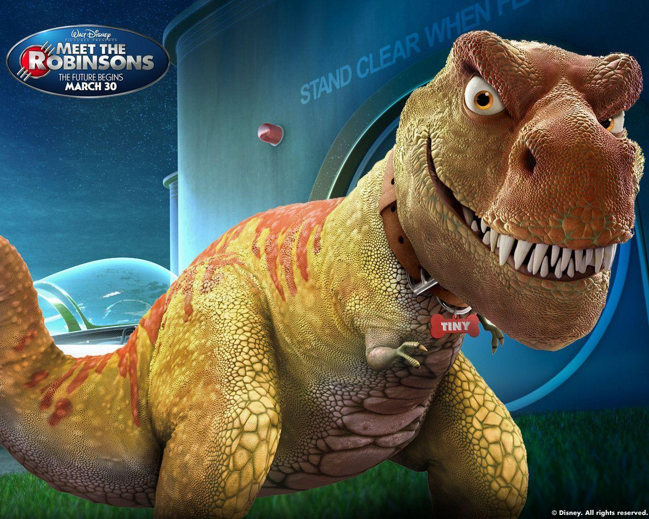 rex from meet the robinsons name